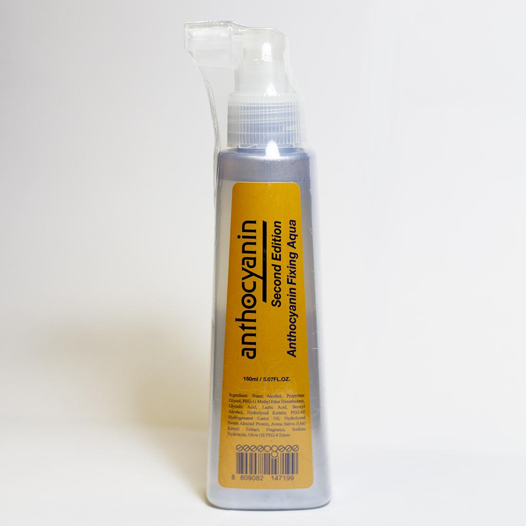 Как смыть антоцианин с волос в домашних условиях
