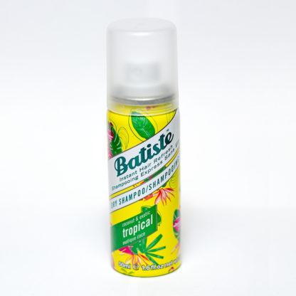 Сухой шампунь для волос Batiste Tropical 50 мл