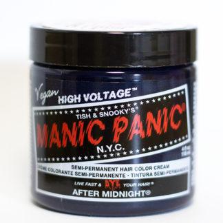 Синяя краска для цветных волос Manic Panic