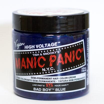 Пастельная голубая краска для волос Manic Panic Bad Boy Blue
