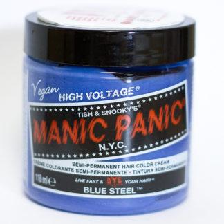 Пастельная серая краска для волос Manic Panic Blue Steel