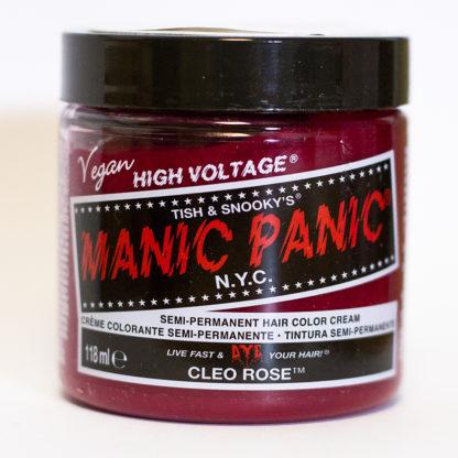 Яркая розовая краска для волос Manic Panic Cleo Rose