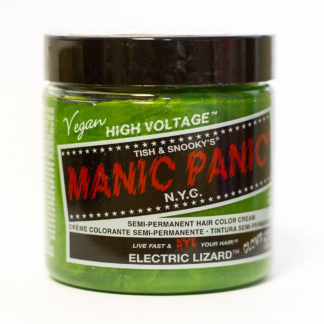 Яркая зеленая краска для волос Manic Panic Electric Lizard