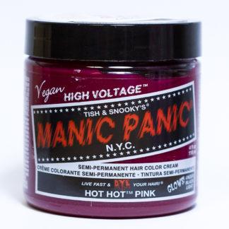Яркая розовая краска для волос Manic Panic