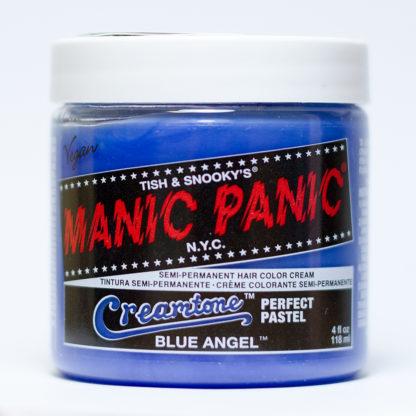 пастельная голубая краска для волос Manic Panic