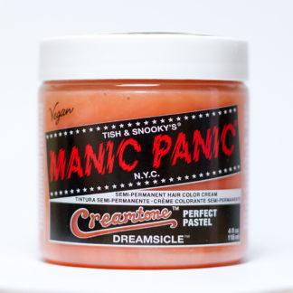 Персиковая яркая краска для волос Manic Panic